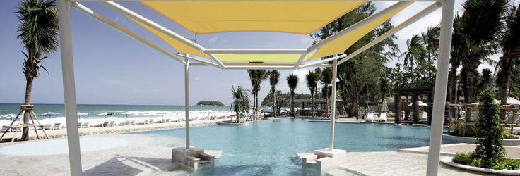 Tyylikäs hotelli aivan Kata Noin valkoisella rannalla. Istahda parvekkeelle nauttimaan vehreästä puutarhasta. Tai tee vilvoittava pulahdus johonkin hotellin uima-altaista. Hotellin ravintoloissa nautit ihanista makuelämyksistä. Liikettä lomaan kaipaavaa odottaa lukuisat aktiviteetit. Pieniä ja viihtyisiä superior-huoneita, vaaleita deluxe-huoneita ja tyylikkäitä juniorsviittejä.
