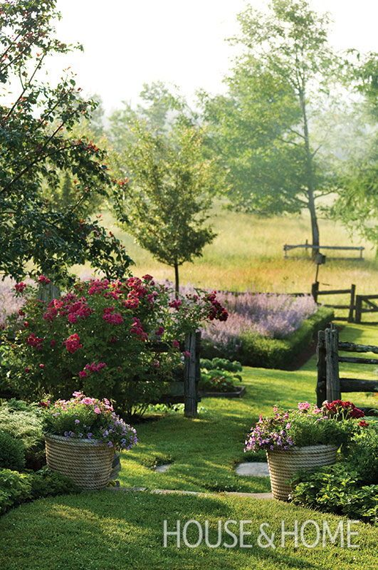9 Charming Country Gardens To Inspire Your Own | Gardening ...