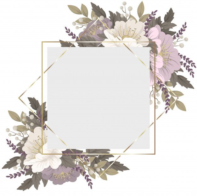 Download Pink And White Floral Border For Free Flower Graphic Design Floral Poster Flower Background Wallpaper