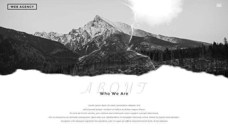 Vedi il mio progetto @Behance: \u201cWeb Agency - Sample Design\u201d https://www.behance.net/gallery/50021747/Web-Agency-Sample-Design