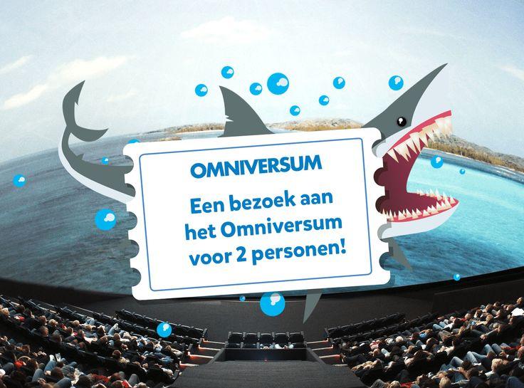 Bezoek het Omniversum in Den Haag