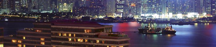 Intercontinental Hotel Hong Kong