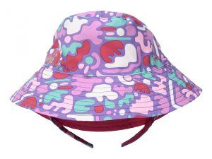 The North Face Kids Baby Sun Bucket 13 (Infant) (Paisley Purple Desert Camo Print) Bucket Caps
