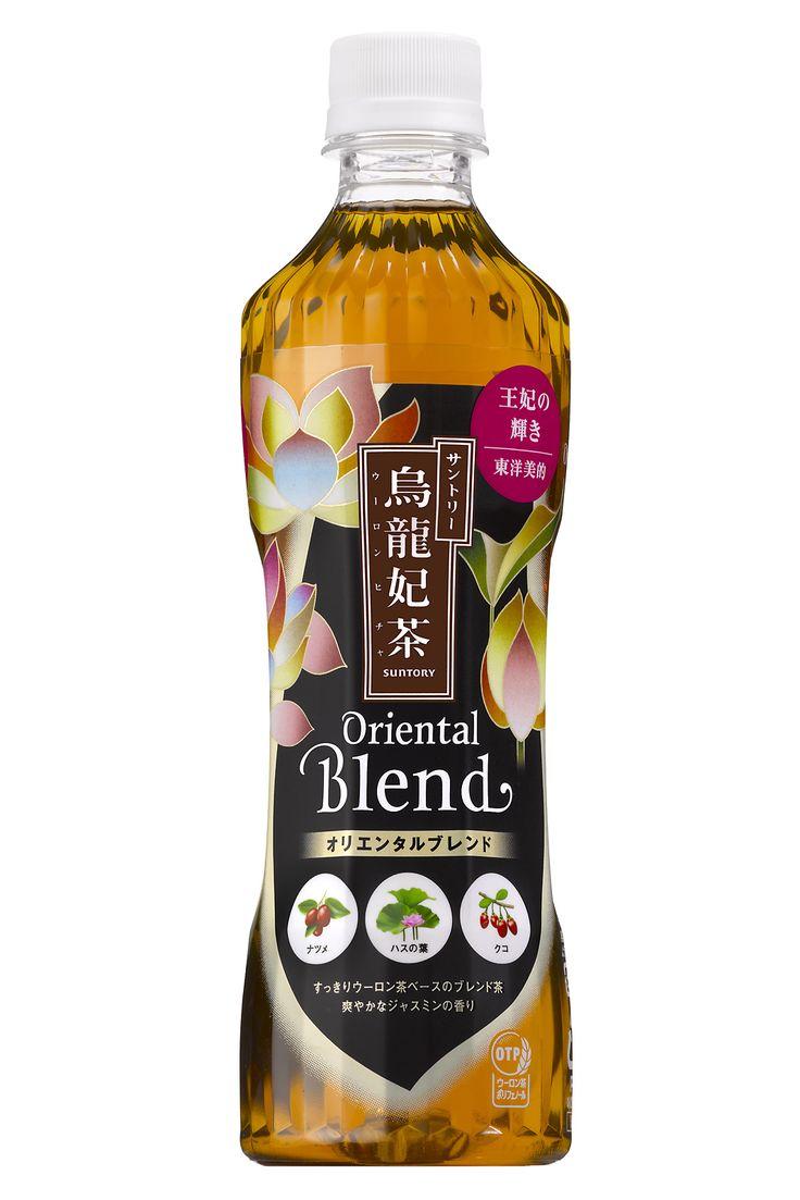 Suntory  ウーロンヒチャ oriental blend