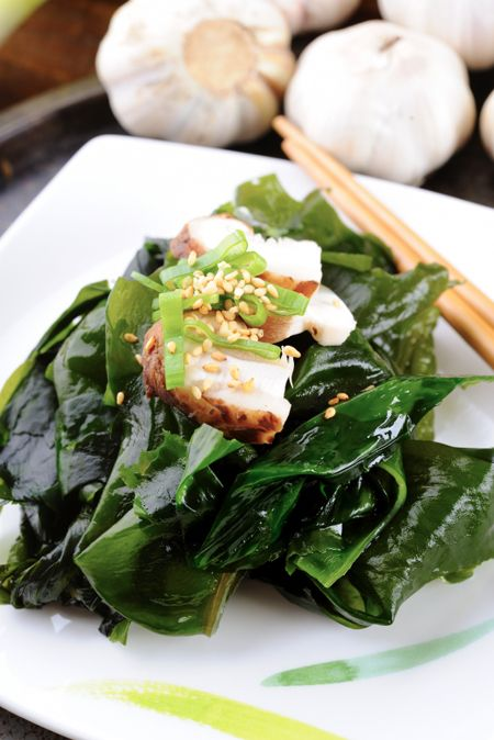 7 Stealth Health Foods: 7 Stealth Health Foods: Seaweed http://www.rodalenews.com/7-stealth-health-foods?page=2