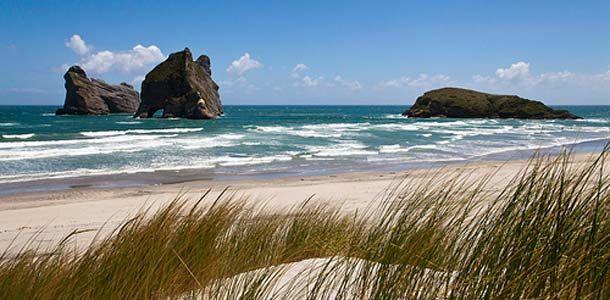 Uuden-Seelannin luonnonihmeet ovat mykistäviä - http://www.rantapallo.fi/uusi-seelanti/