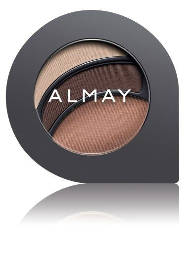 almay intense i-color everyday neutrals™ | almay.com for blue eyes, champagne brow, brown crease, teracotta lid
