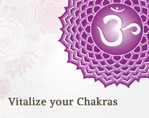 Carol Tuttle's Chakra Test  -- Take this 3-minute test and find out how each of your 7 Chakras are influencing your life.