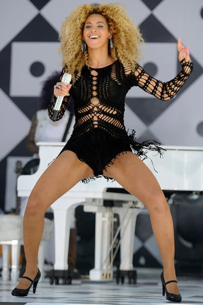beyonce outfits - photo #17