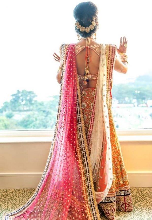 11. #couleur Me belle - 20 #magnifiques tenues de #mariage indien...