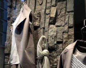 Al Pitti uomo 2016, la boutique Peserico con un visual curato da Roberto Comeri
