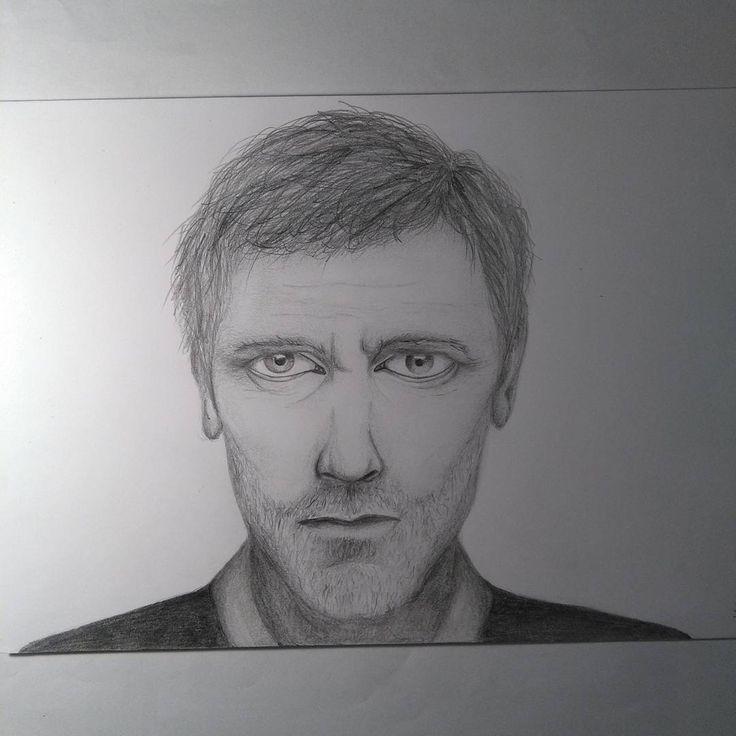 * Portret ołówkiem*