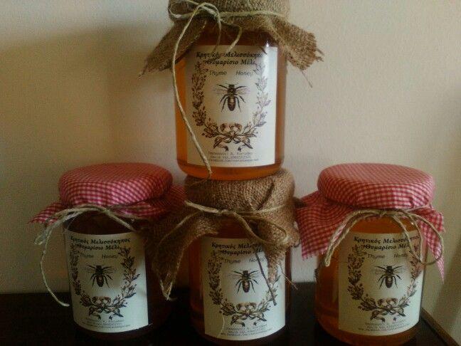 Honey Cretan Bee Garden