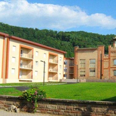 Résidence Zénitude Les portes d'Alsace à Mutzig #tourismeobernai http://www.tourisme-obernai.fr/Fr/Loger/Appart-hotels.html?fiche=218005327