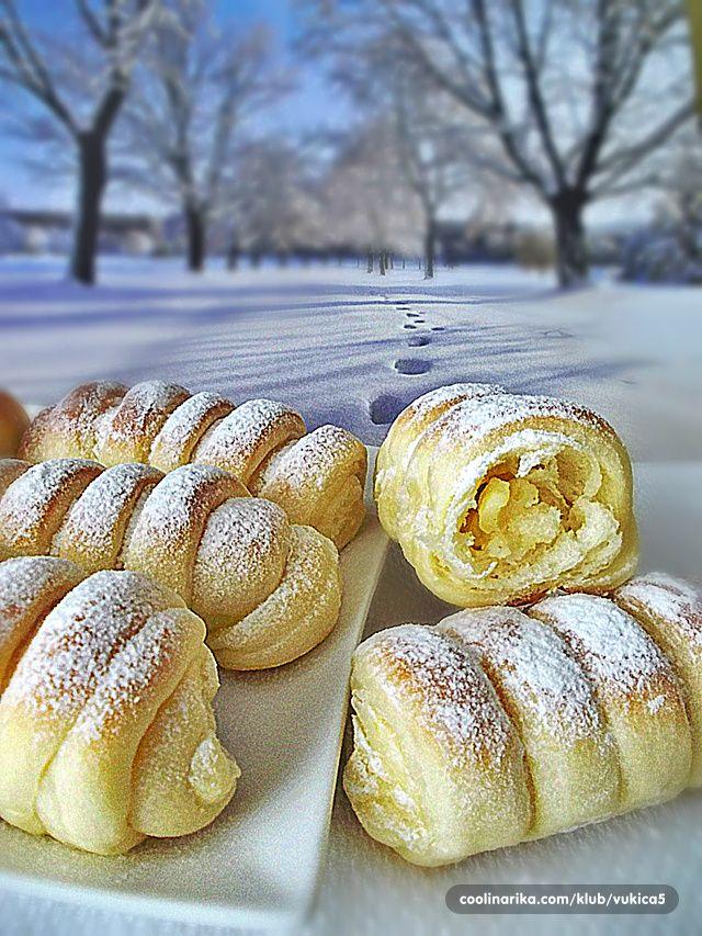 Kremaste pariške vanilin kiflice » Kako je drugima ispalo — Coolinarika