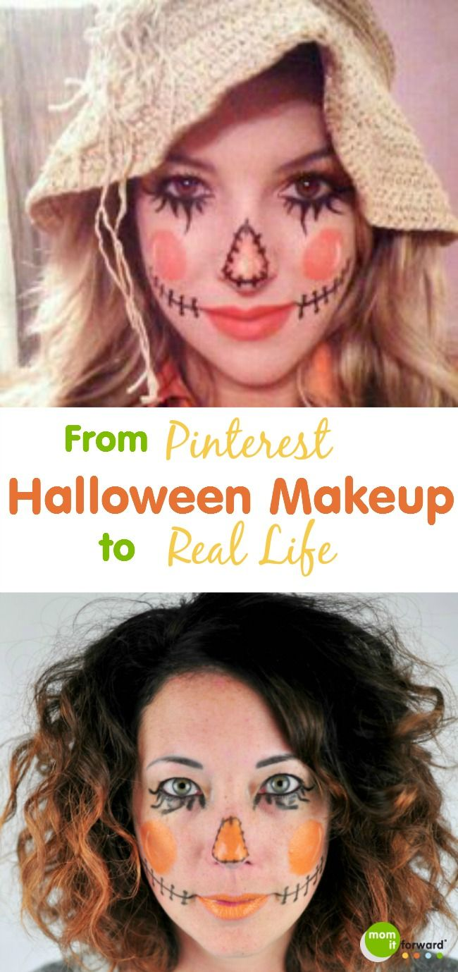 October is here and you know what that means…HALLOWEEN!  Today I am taking 3 looks from your best friend and mine – Pinterest (how did we ever live without it) – and trying them out in real life!  From animals to scarecrows, these Halloween makeup interpretations are so easy that even I can do them!  …Continue reading»