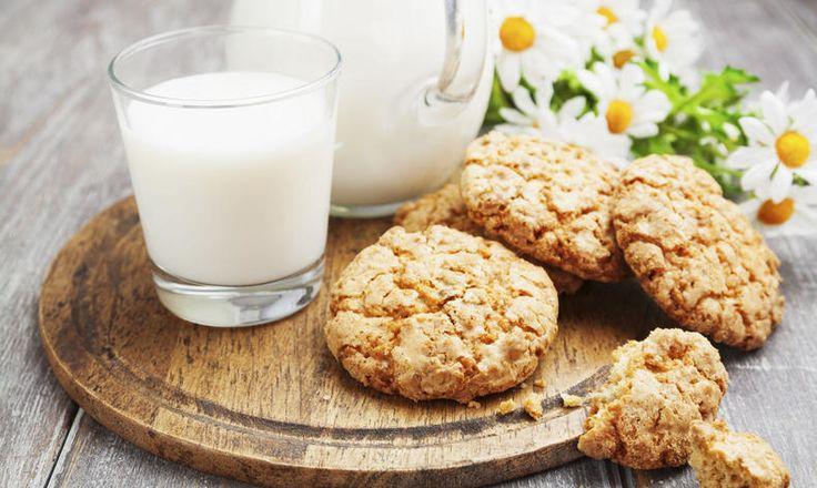 Ovesné sušenky za pár minut