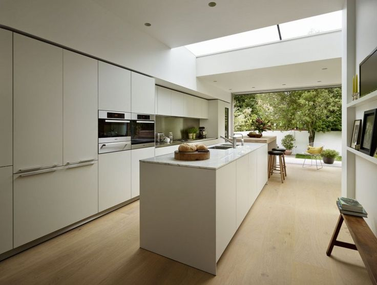 Kitchen Architecture - Home - Pure elegance