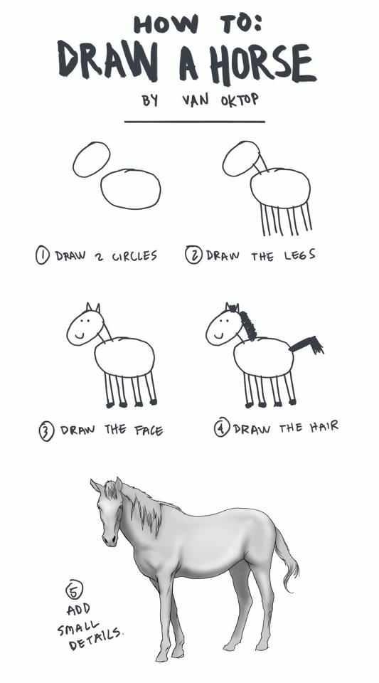 (2013-07) ... en hest