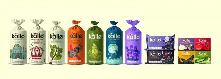 Kallo box of goodies