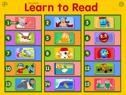 Starfall Learn to Read Review Learn to read, Reading