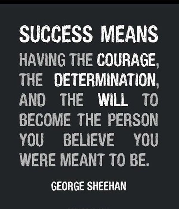 Meaning of Success u2013 Inspirational Quote
