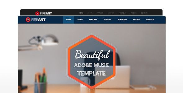 #Fireant#-#Multipurpose#One#Page#Muse#Template#-#Creative#Muse#Templates#