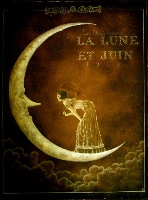 *La Lune et Juin 1902