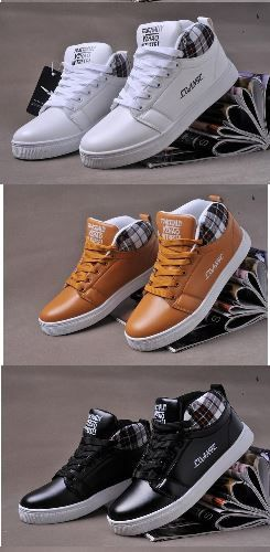 FOOTWEAR FOR MEN!! Fashion Sneakers Shoes/ Leather Casuals etc.!!From TripleClicks! | sheronfenty