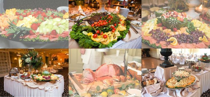 Best 25+ Buffet Style Wedding Ideas Only On Pinterest