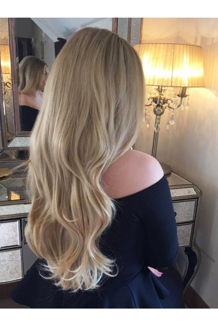 43 best long hair dont care images on pinterest hairstyle the large wavy 34 hair piece extension pmusecretfo Image collections