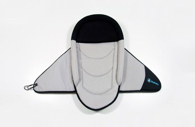 SkyBaby mattress open
