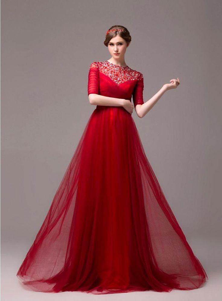 Best 25  Long sleeve party dresses ideas on Pinterest   Simple ...