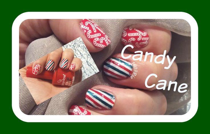 Candy Cane .... Christmas Design