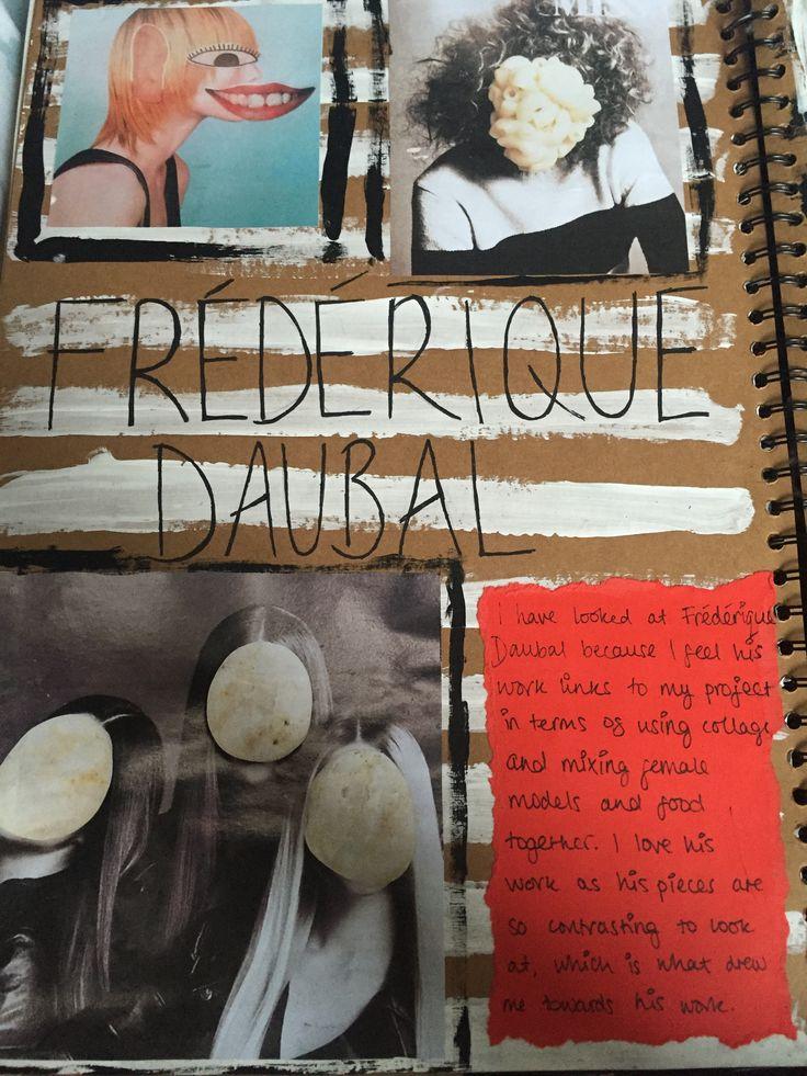 Frédérique Daubal research