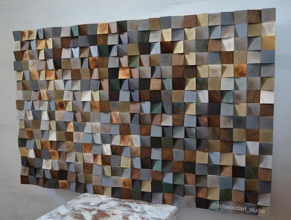 Spring Awakening Scandinavian Wood Wall Art Modern Wood Etsy Wood Wall Wood Wall Sculpture Wood Wall Art