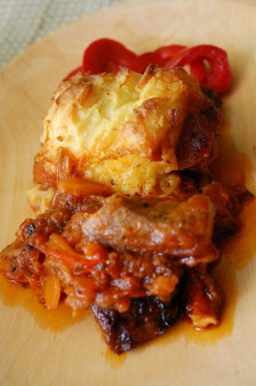 Shepherd's Pie - Placinta Ciobanului - Retete culinare by Teo's Kitchen