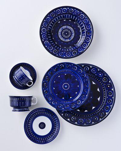 ARABIA (Valencia) My all time favourite Arabia porcelain