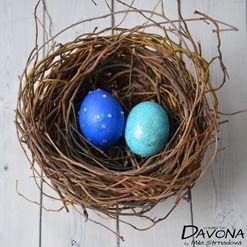 Barvení vajíček netradičním způsobem - 2.díl