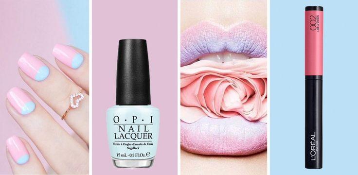 So schön sind die neuen Pantone-Farben Rose Quartz und Serenity