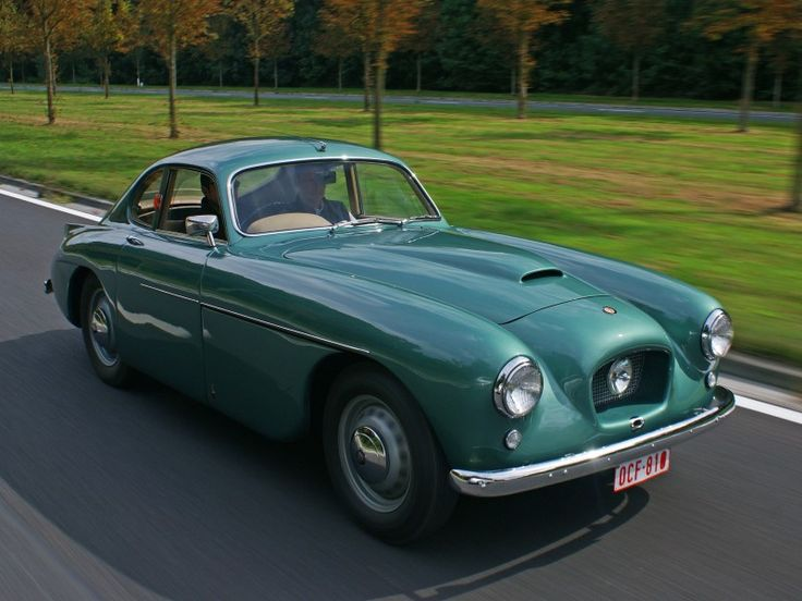 Bristol 404 1953-1955