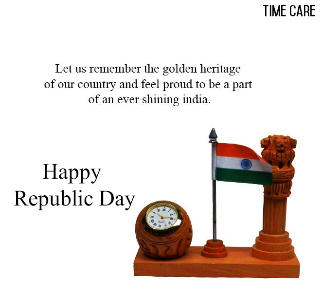 Let us together commence a journey of peace, harmony and progress.  #HappyRepublicDay #RepublicDay #IndianRepublicDay