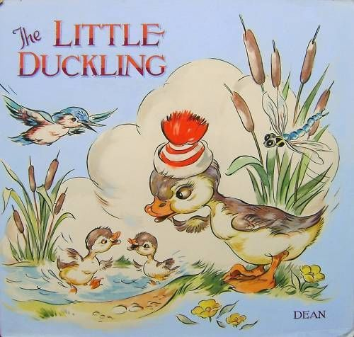 ''THE LITTLE DUCKLING'' DEAN, 1956
