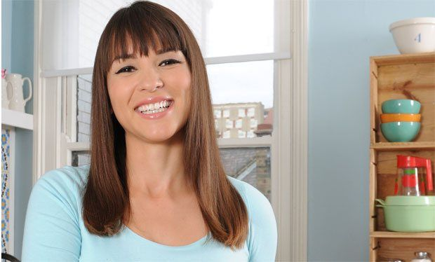 "rachel khoo | Rachel Khoo attacks ""pathetic"" lack of female chefs on TV"