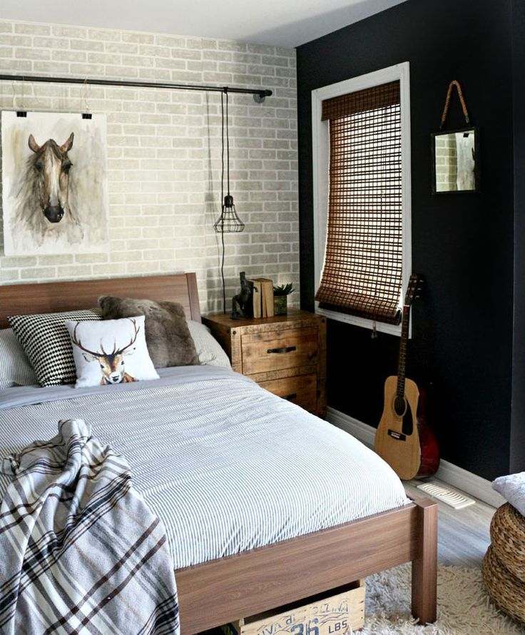Pin On Rustic Boys Bedroom Ideas