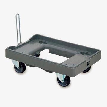 Detayları Göster Plastik Kasa Taşıma Arabası Tip 2 400x600 mm