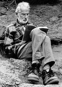 """In 1973, Norwegian philosopher and mountaineer Arne Naess introduced the phrase """"deep ecology"""" to environmental literature. Environmentalism had emerged as a popular grassroots political movement in the 1960s. Those already involved in conservation and preservation efforts were now joined by many others concerned about the detrimental environmental effects of modern industrial technology ... http://videosift.com/video/The-Call-of-the-Mountain-Arne-Naess-founder-Deep-Ecology"""