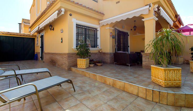 RicaMar Homes Real Estate Costa Blanca | 4 Bed 2 Bathroom Townhouse in Campoamor