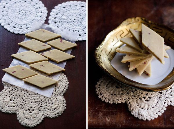kaju katli or kaju barfi recipe, how to make kaju katli recipe  (like a nutter butter filling, but better)