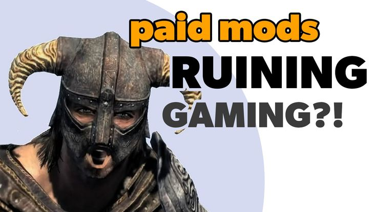 Paid Skyrim Mods: The END of PC Master Race and All of Gaming Everywhere? ...No - The Know